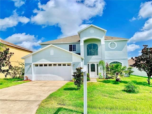 408 Britten Drive, Kissimmee, FL 34758 (MLS #S5037768) :: Zarghami Group
