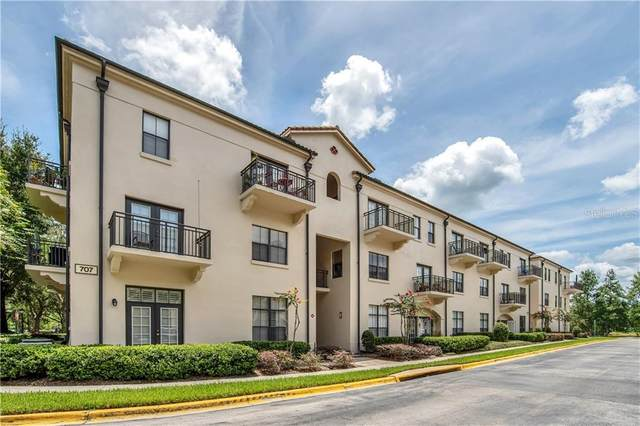 707 Westpark Way #211, Celebration, FL 34747 (MLS #S5037799) :: Mark and Joni Coulter | Better Homes and Gardens