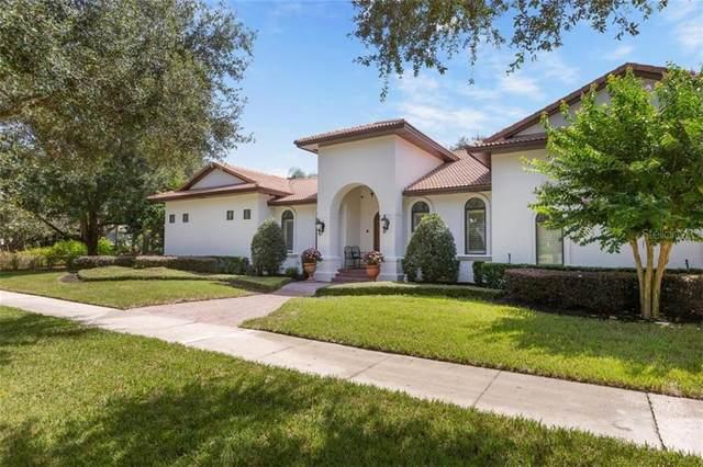 8039 Tibet Butler Drive, Windermere, FL 34786 (MLS #S5037827) :: New Home Partners