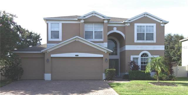 13135 Moss Park Ridge Drive, Orlando, FL 32832 (MLS #S5037918) :: The Light Team