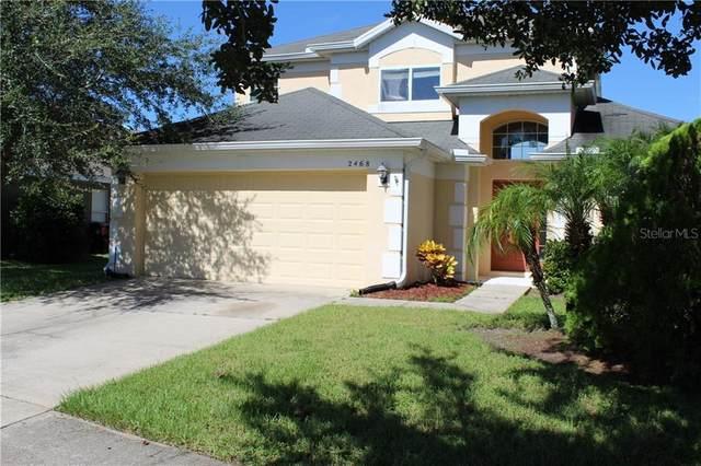 2468 Deer Creek Boulevard, Saint Cloud, FL 34772 (MLS #S5037951) :: Carmena and Associates Realty Group