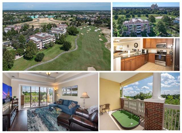 7604 Cabana Court #303, Reunion, FL 34747 (MLS #S5037954) :: Gate Arty & the Group - Keller Williams Realty Smart