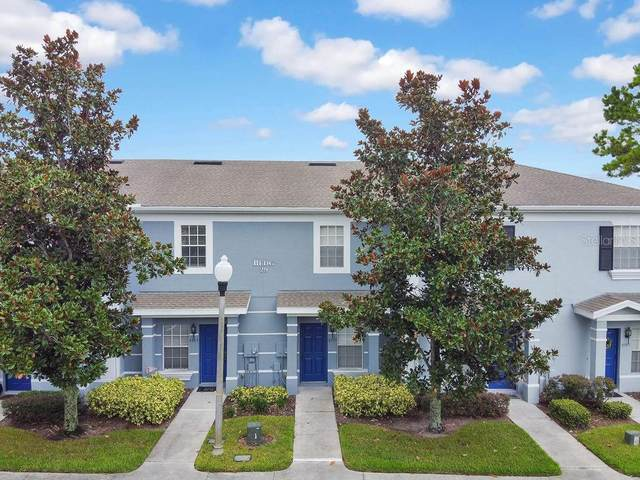 9337 Jasmine Flower Lane #179, Orlando, FL 32832 (MLS #S5037981) :: The Light Team