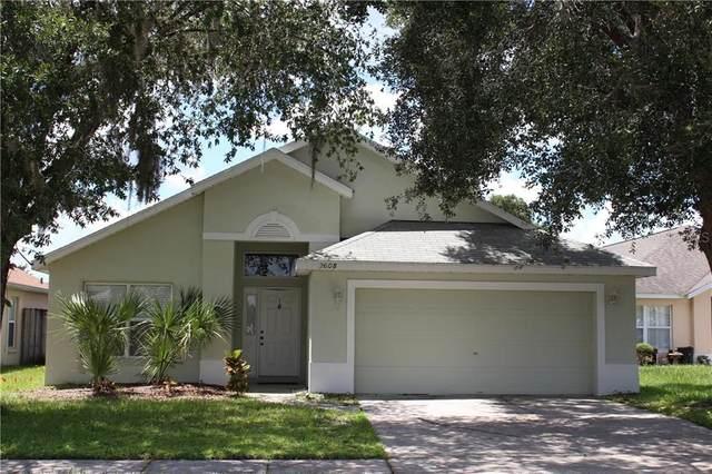 2608 Brookshire Court, Kissimmee, FL 34746 (MLS #S5038192) :: Team Bohannon Keller Williams, Tampa Properties