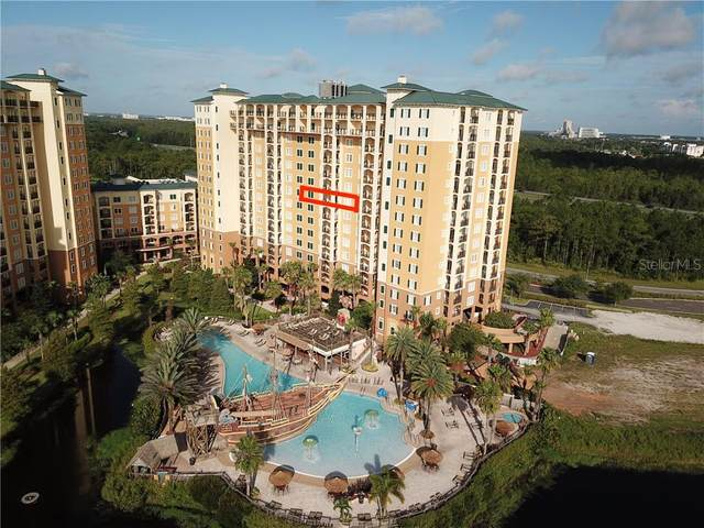 8125 Resort Village Drive B5/U5908, Orlando, FL 32821 (MLS #S5038275) :: Premium Properties Real Estate Services