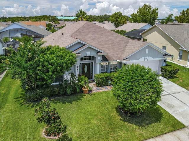 237 Old Mill Circle, Kissimmee, FL 34746 (MLS #S5038285) :: Charles Rutenberg Realty