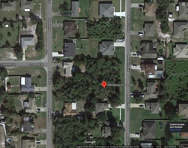 2884 Monarch Avenue, Deltona, FL 32738 (MLS #S5038728) :: Rabell Realty Group