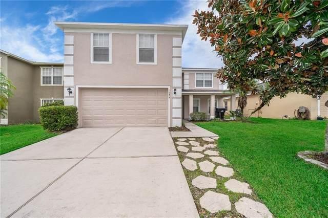 1048 Crystal Bay Lane, Orlando, FL 32828 (MLS #S5038918) :: Rabell Realty Group