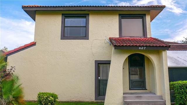 427 Hunter Circle, Kissimmee, FL 34758 (MLS #S5038920) :: Griffin Group