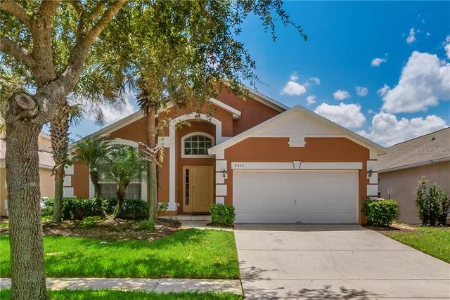 8522 Palm Harbour Drive, Kissimmee, FL 34747 (MLS #S5038938) :: Carmena and Associates Realty Group