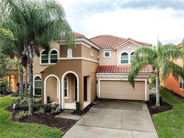 467 Orange Cosmos Boulevard, Davenport, FL 33837 (MLS #S5039857) :: Bustamante Real Estate