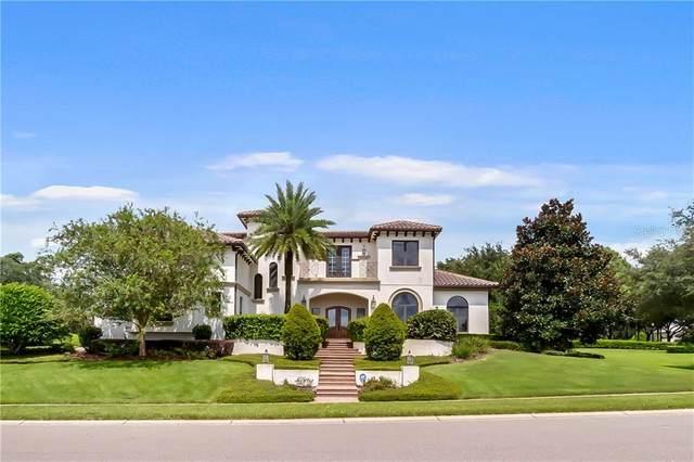 9613 Castle Way Drive, Windermere, FL 34786 (MLS #S5040060) :: Cartwright Realty