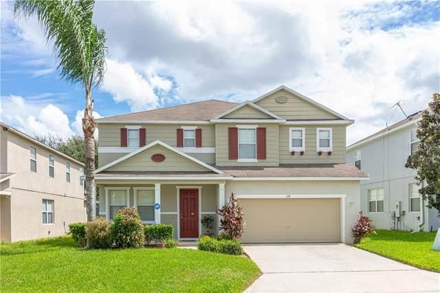 128 Andover Drive, Davenport, FL 33897 (MLS #S5040083) :: Tuscawilla Realty, Inc