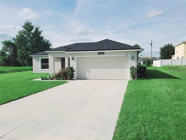472 Columbia Court, Poinciana, FL 34759 (MLS #S5040138) :: Lockhart & Walseth Team, Realtors