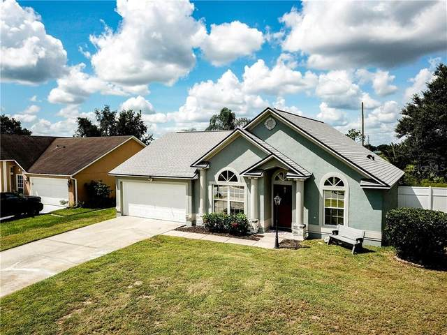 435 Wild Forrest Drive, Davenport, FL 33837 (MLS #S5040195) :: Keller Williams on the Water/Sarasota