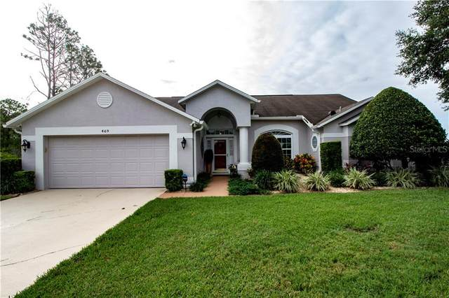 469 Bent Oak Loop, Davenport, FL 33837 (MLS #S5040308) :: Keller Williams on the Water/Sarasota