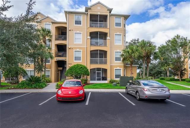 7654 Comrow Street #305, Kissimmee, FL 34747 (MLS #S5040309) :: Lockhart & Walseth Team, Realtors