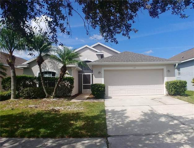 185 Westmoreland Circle, Kissimmee, FL 34744 (MLS #S5040409) :: The Nathan Bangs Group