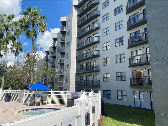 6165 Carrier Drive #2205, Orlando, FL 32819 (MLS #S5040437) :: Team Pepka