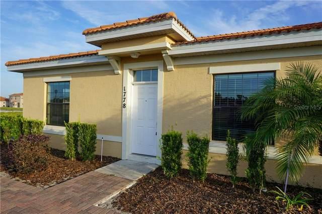 1778 Coriander Drive, Poinciana, FL 34759 (MLS #S5040482) :: CENTURY 21 OneBlue