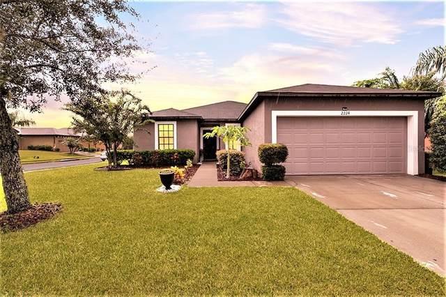 2224 Tulip Valley Point, Sanford, FL 32771 (MLS #S5040555) :: Team Bohannon Keller Williams, Tampa Properties