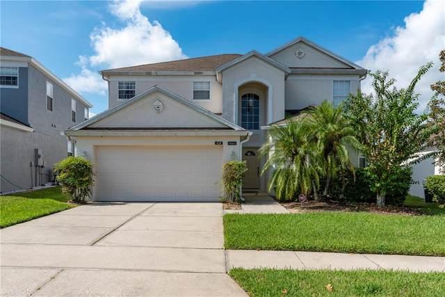 420 Bonville Drive, Davenport, FL 33897 (MLS #S5040583) :: Griffin Group