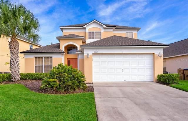 4669 Golden Beach Court, Kissimmee, FL 34746 (MLS #S5040758) :: Pepine Realty