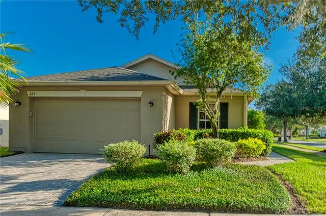 223 Bell Tower Crossing W, Poinciana, FL 34759 (MLS #S5040819) :: Bustamante Real Estate