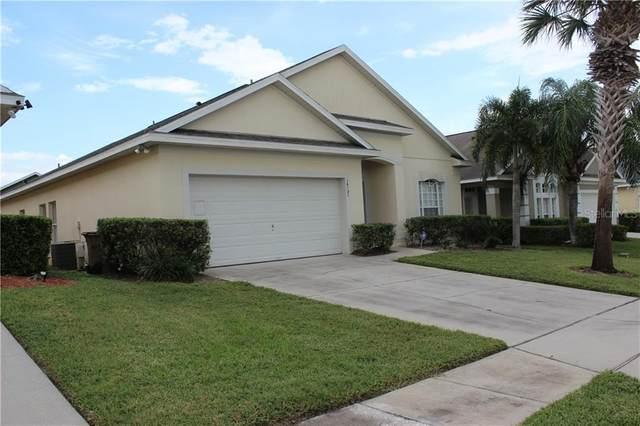 16727 Hidden Spring Drive, Clermont, FL 34714 (MLS #S5040894) :: Frankenstein Home Team