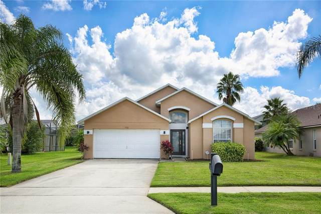 7952 Heritage Entrance Boulevard, Kissimmee, FL 34747 (MLS #S5041032) :: The Light Team