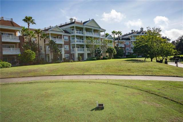 1114 Sunset View Circle #402, Reunion, FL 34747 (MLS #S5041143) :: Cartwright Realty