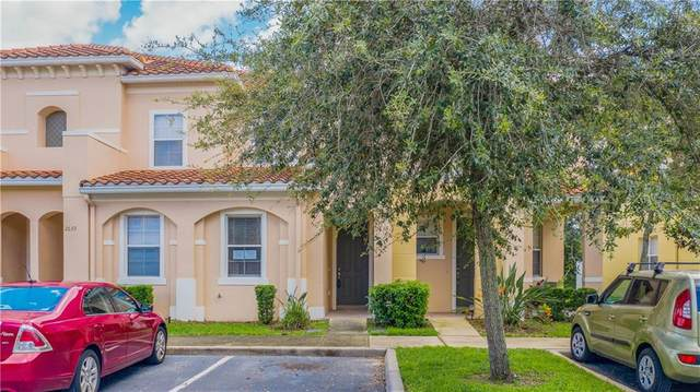 2637 Andros Lane #1, Kissimmee, FL 34747 (MLS #S5041320) :: Gate Arty & the Group - Keller Williams Realty Smart
