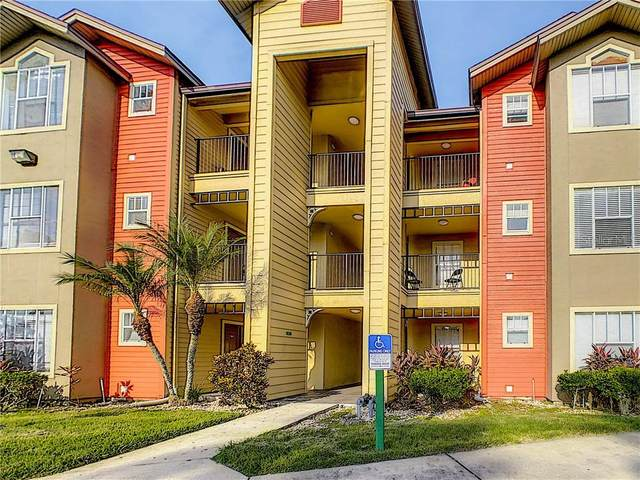 4105 Tropical Isle Boulevard #223, Kissimmee, FL 34741 (MLS #S5041425) :: Team Pepka