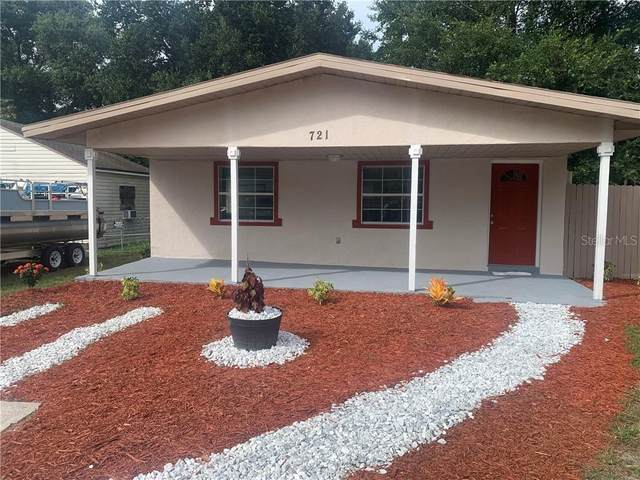 721 Euclid Avenue, Lake Wales, FL 33853 (MLS #S5041480) :: Burwell Real Estate