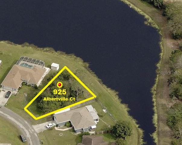 925 Albertville Court, Kissimmee, FL 34759 (MLS #S5041501) :: The Paxton Group