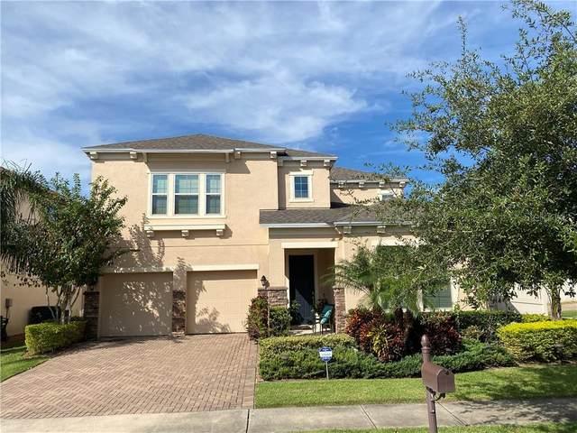9014 Outlook Rock Trail, Windermere, FL 34786 (MLS #S5041577) :: Homepride Realty Services