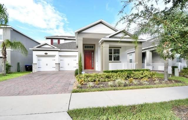 15343 Murcott Harvest Loop, Winter Garden, FL 34787 (MLS #S5041687) :: Frankenstein Home Team
