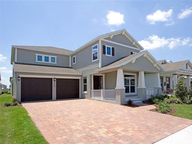 8782 Crescendo Avenue, Windermere, FL 34786 (MLS #S5041693) :: Premium Properties Real Estate Services