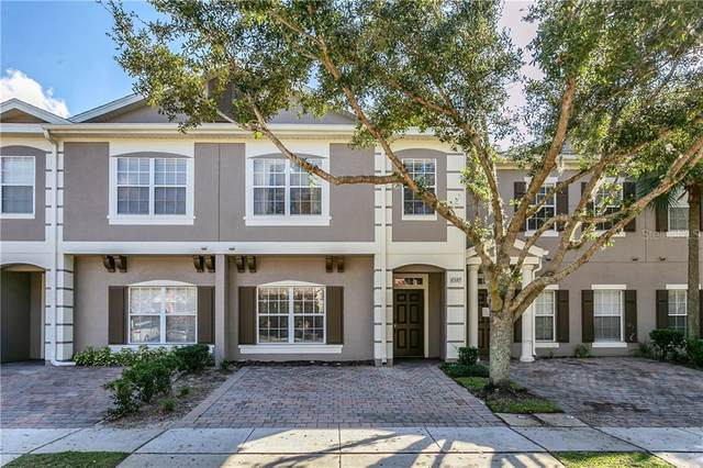 2327 Caravelle Circle, Kissimmee, FL 34746 (MLS #S5041697) :: The Light Team