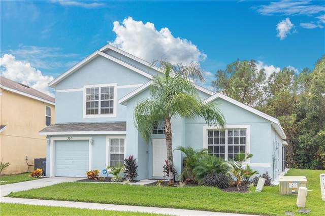 351 Scrub Jay Way, Davenport, FL 33896 (MLS #S5041702) :: The Paxton Group