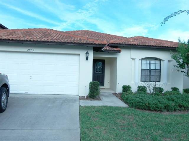 2805 Roccella Court, Kissimmee, FL 34747 (MLS #S5041714) :: Premier Home Experts