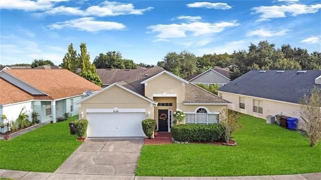 2168 Mallard Creek Circle, Kissimmee, FL 34743 (MLS #S5041726) :: Keller Williams on the Water/Sarasota