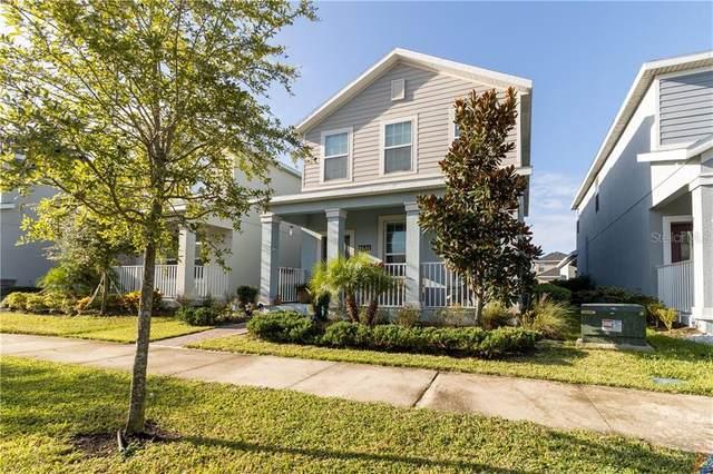 11874 Fiction Avenue, Orlando, FL 32832 (MLS #S5041744) :: Key Classic Realty