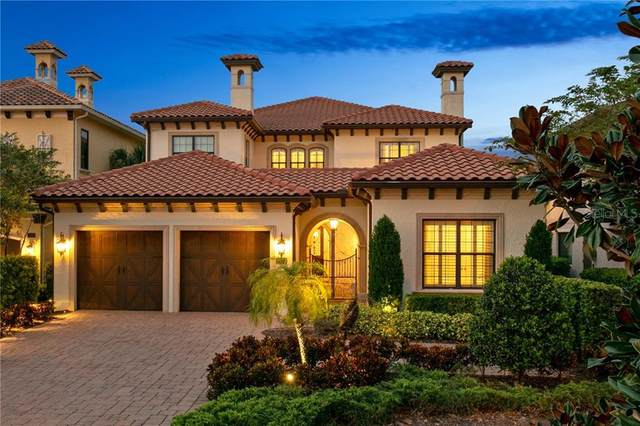 7823 Palmilla Court, Reunion, FL 34747 (MLS #S5041792) :: Gate Arty & the Group - Keller Williams Realty Smart