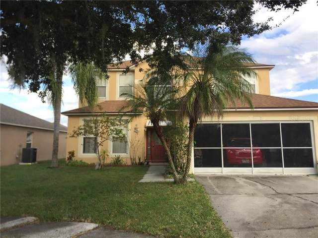 2716 Port Court, Kissimmee, FL 34743 (MLS #S5041842) :: Keller Williams on the Water/Sarasota