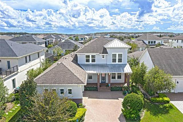 9394 Bordet Court, Orlando, FL 32827 (MLS #S5041888) :: Real Estate Chicks