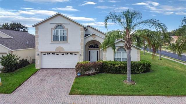345 Regency Street, Davenport, FL 33896 (MLS #S5041900) :: Key Classic Realty