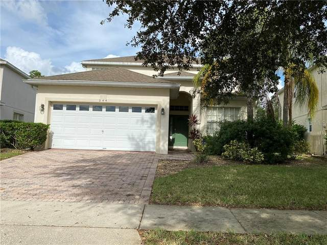 244 Gleneagles Drive, Davenport, FL 33897 (MLS #S5041947) :: Real Estate Chicks