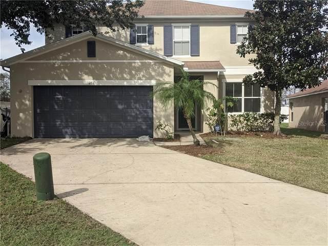 263 Rosselli Boulevard, Davenport, FL 33896 (MLS #S5042042) :: Bustamante Real Estate