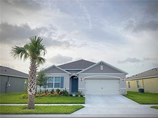 855 Big Bend Avenue, Orange City, FL 32763 (MLS #S5042239) :: The Duncan Duo Team